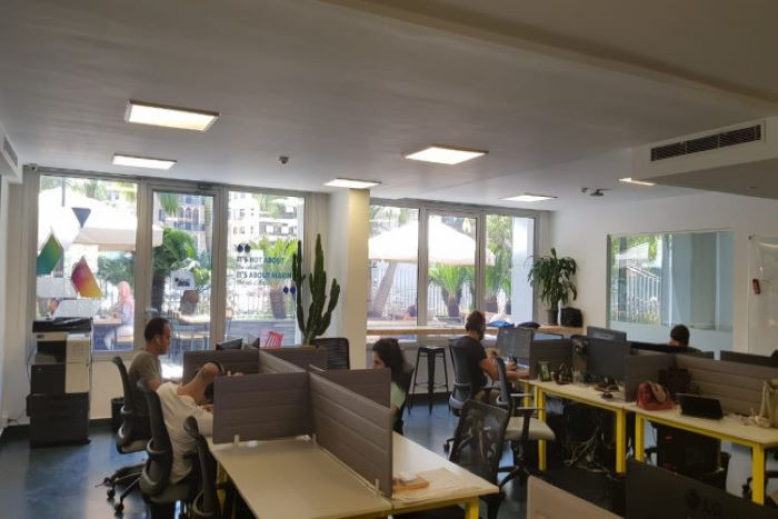 Coworking Spaces at BDD Offer Breeding Ground to Thrive