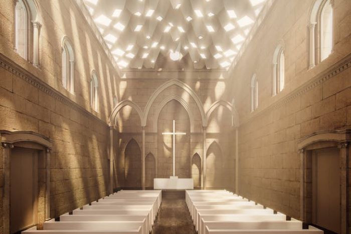 Preserving Heritage, the Renovation of St.Georges Church